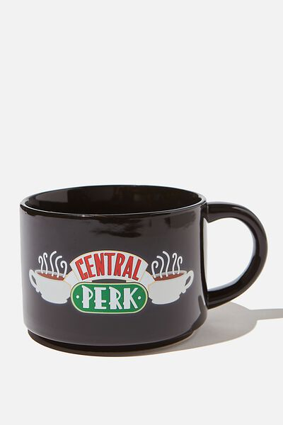 Big Hit Mug, LCN WB FRI CENTRAL PERK