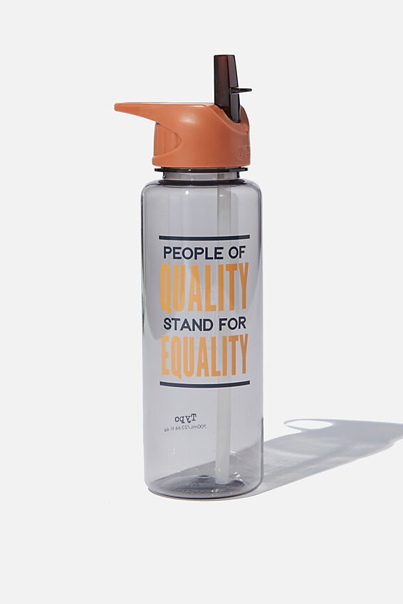 Hydrator Drink Bottle, PEOPLE OF EQUALITY