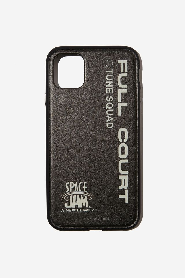 Protective Phone Case iPhone 11, LCN WB BLACK SPACE JAM