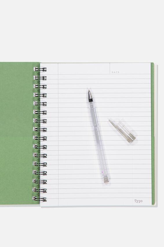 A5 Campus Notebook, CACTUS