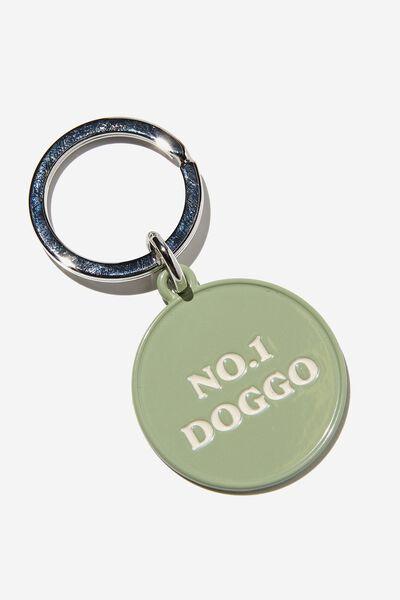 Pet Club Pet Id Tag, NO. 1 DOGGO
