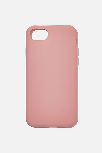 Slimline Recycled Phone Case Iphone 6,7,8, DUSTY ROSE