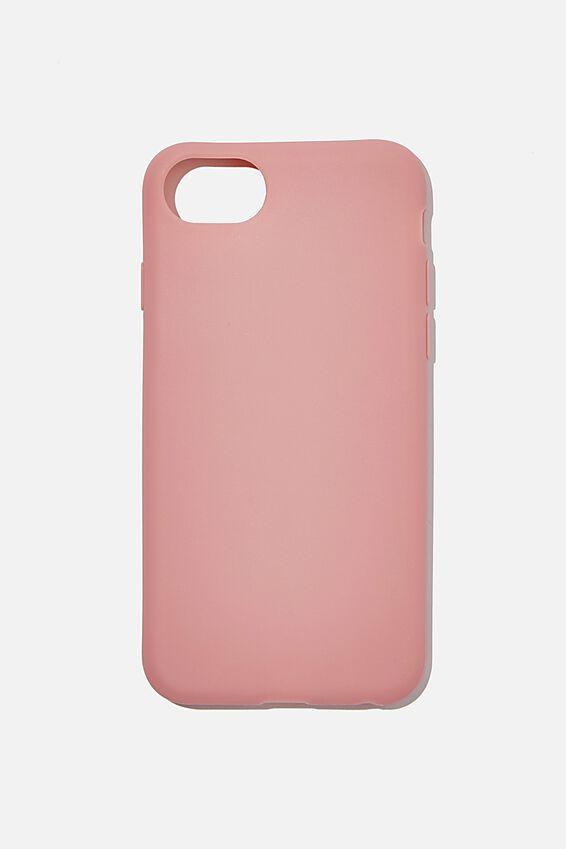 Slimline Recycled Phone Case Iphone 6,7,8, DUSTY ROSE