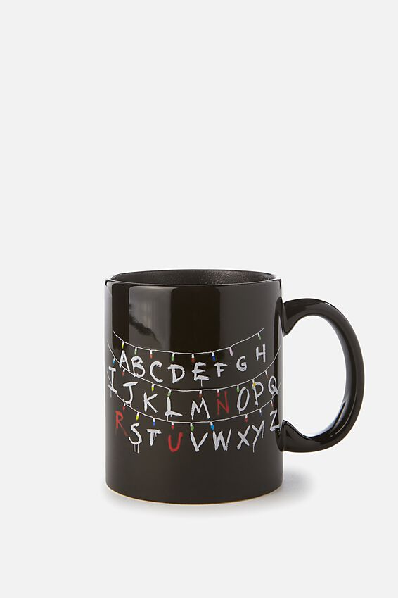 Stranger Things Heat Sensitive Mug, LCN ST RUN