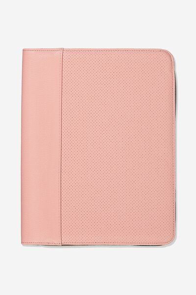 Tablet Compendium, DUSTY PINK PERF
