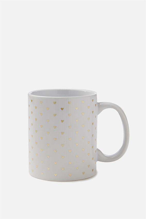 Anytime Mug, LCN MICKEY ICON