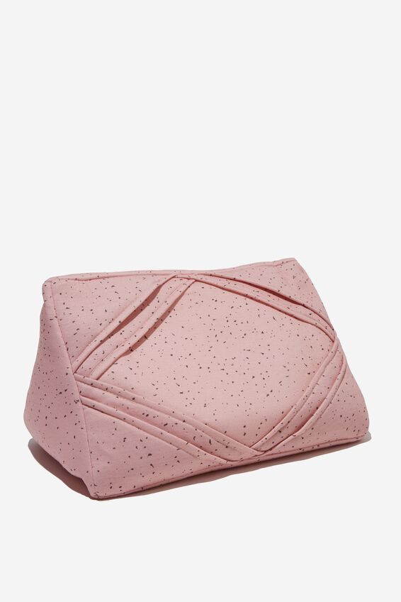 Tablet Cushion, PINK TERRAZZO