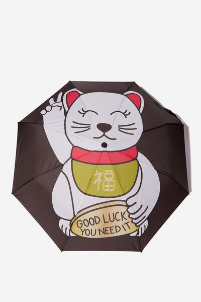 Umbrella, LUCKY CAT