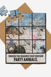 PARTY ANIMAL PUZZLE