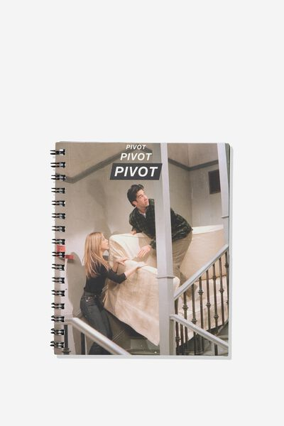 A5 Campus Notebook, LCN WB FRIENDS PIVOT