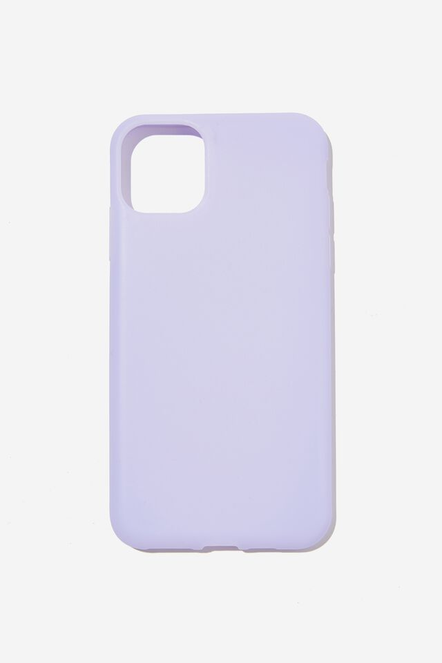 Recycled Phone Case Iphone 11 Pro Max, PALE LILAC