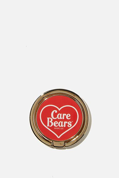 Licenced Metal Phone Ring, LCN CLC CARE BEARS