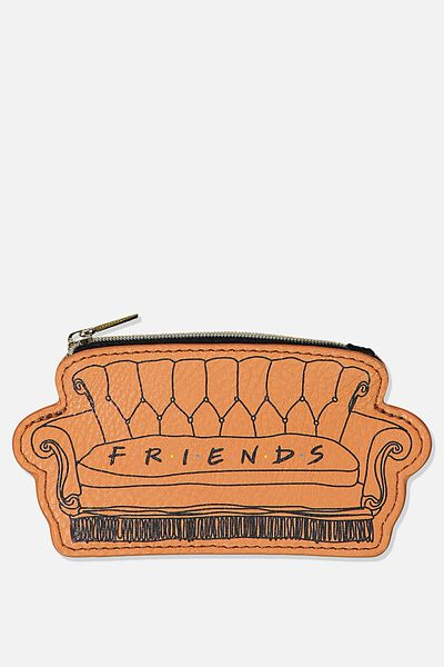 Fashion Coin Purse, LCN WB FRI FRIENDS COUCH
