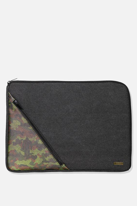 Premium Laptop Case 15 Inch, CAMO