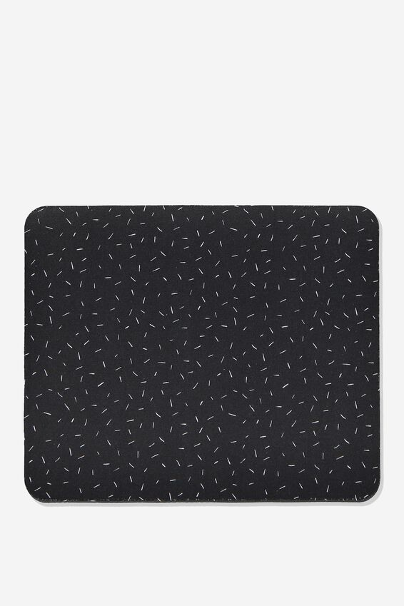 Neoprene Mouse Pad, PRICKLES