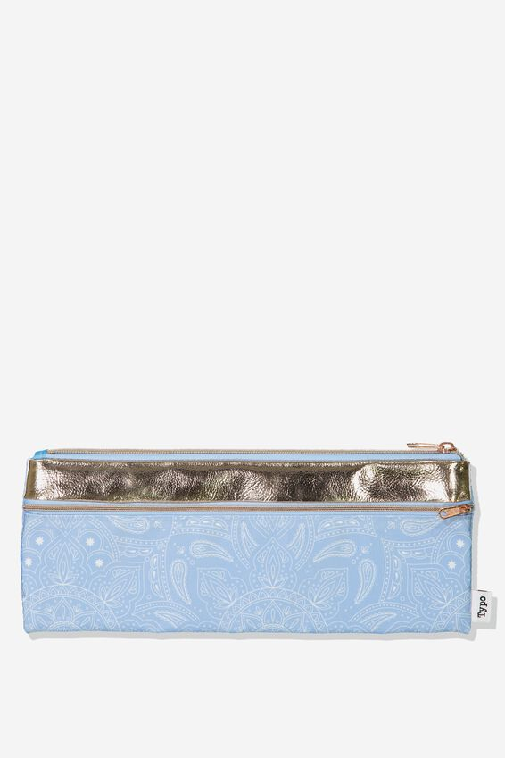 Patti Pencil Case, MANDALA LACE