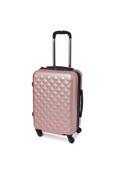Carry On Suitcase, ROSE GOLD