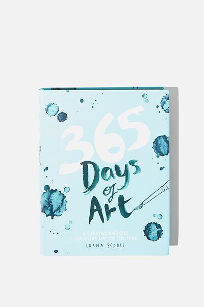 365 Days Of Art, ASSORTED