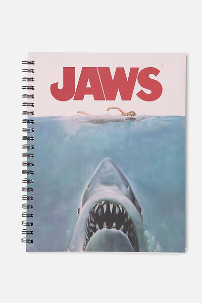 Large Campus Notebook - 240 Pages, LCN JAWS
