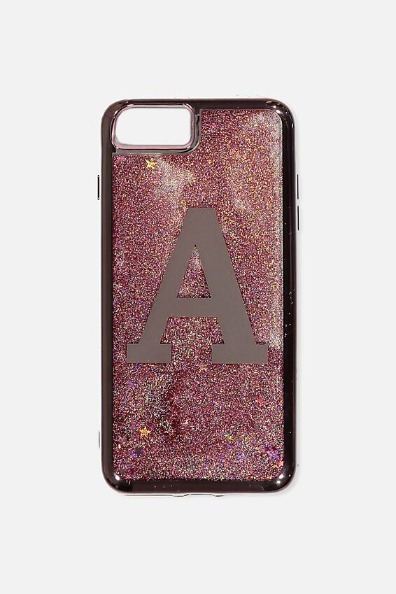 Shake It Phone Case 6, 7, 8 Plus, ROSE GOLD A