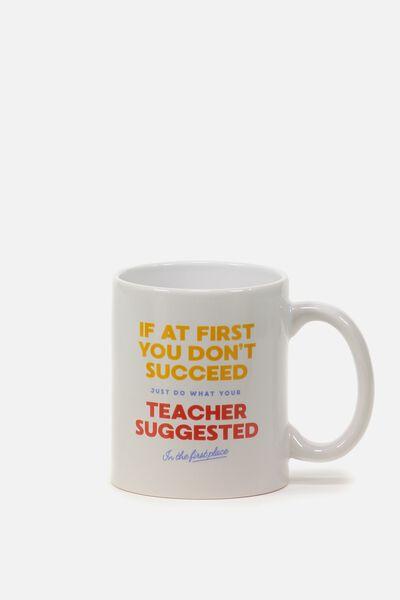 Anytime Mug, DON'T SUCCEED