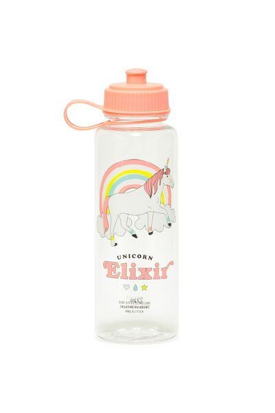 The Quencher Drink Bottle, UNICORN ELIXIR