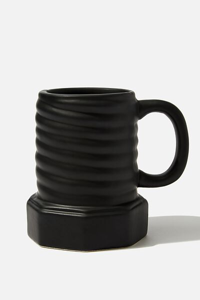Novelty Shaped Mug, SCREW