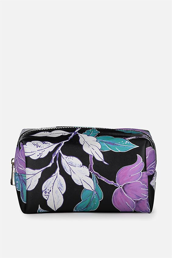 Made Up Cosmetic Bag, LUSH FLORAL