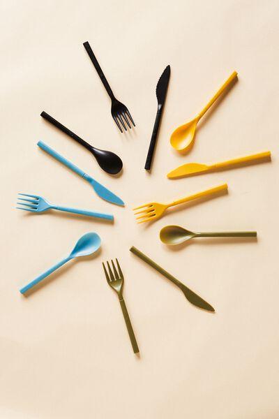 Cutlery Sets, MUSTARD