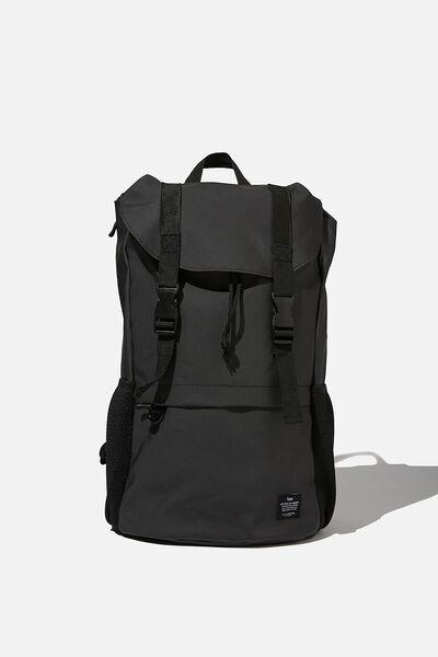 Explorer Backpack, BLACK