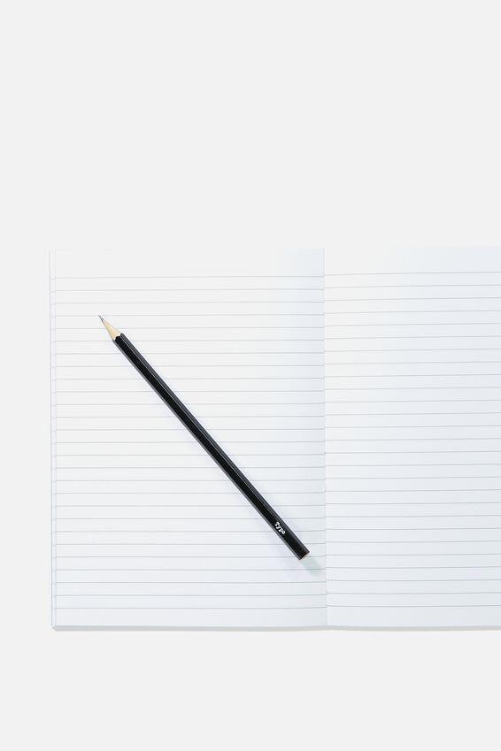 A5 Graduate Journal, FRESH OUT OF LUCK