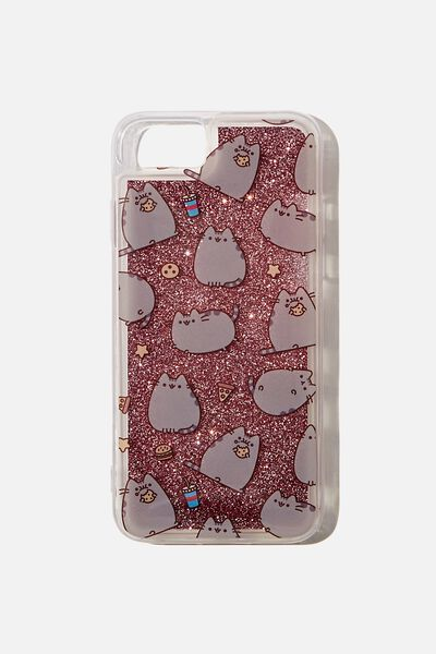 Shake It Phone Case Universal 6,7,8, LCN PUSH CAT YARDAGE