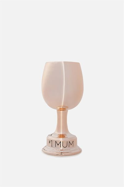 Pen Holder, ROSE GOLD WINE MUM!