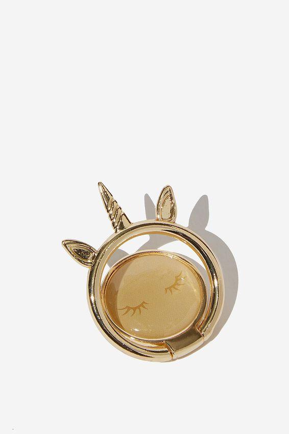 Metal Phone Ring, UNICORN
