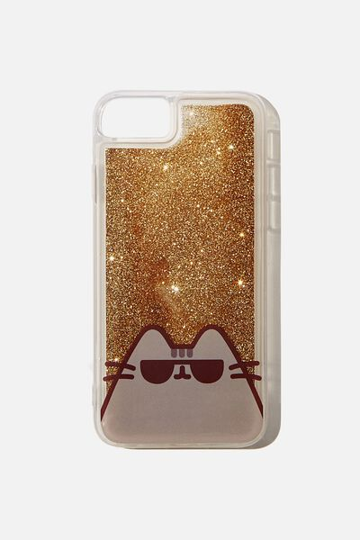 Shake It Phone Case Universal 6,7,8, LCN PUSH COOL CAT
