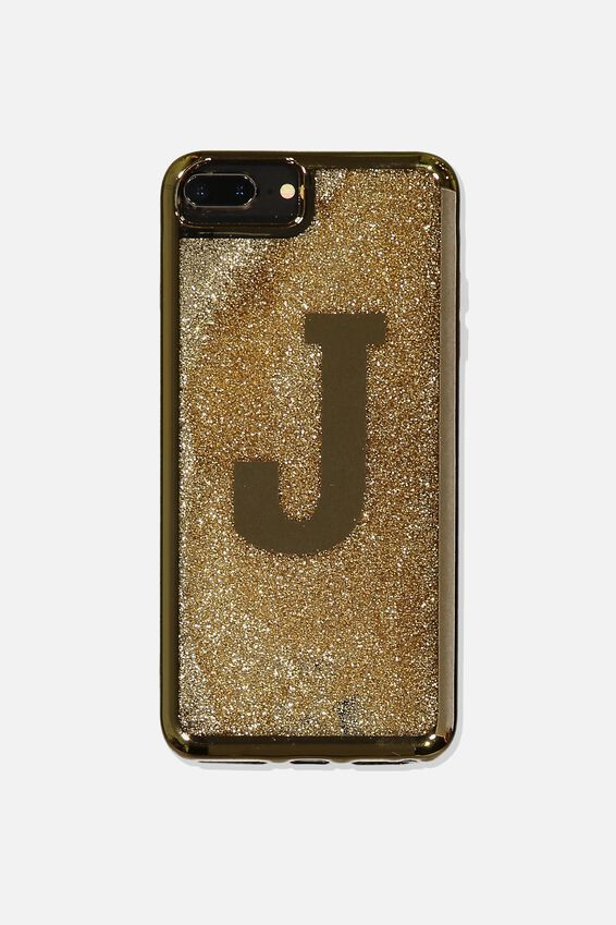 Shake It Phone Case 6,7,8,Se Plus, GOLD J