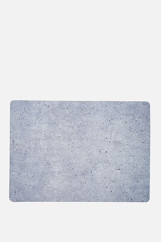 A2 Jumbo Mouse Pad, MARBLE SPLICE