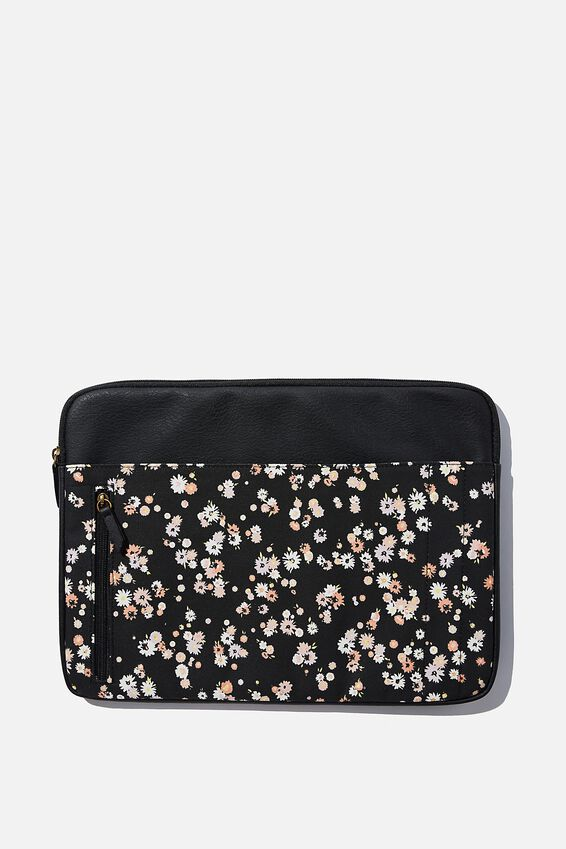Take Charge 15 Inch Laptop Cover, DOLLY DAISY