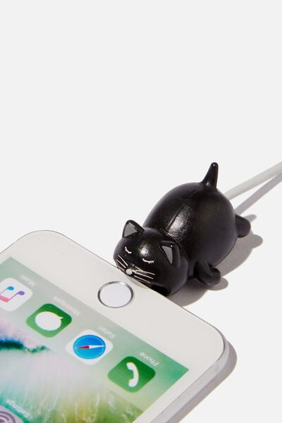 Cable Covers, BLACK CAT