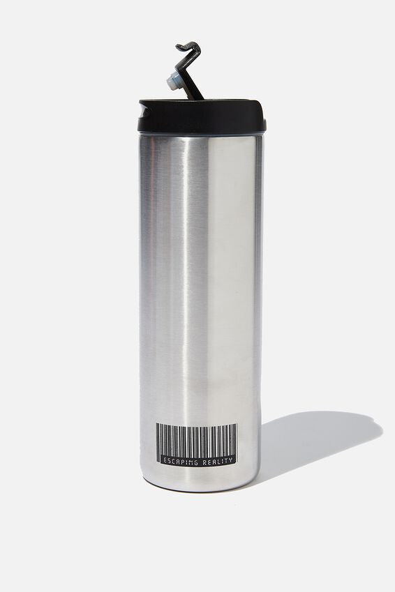 Travelling Tea Drinker, BARCODE