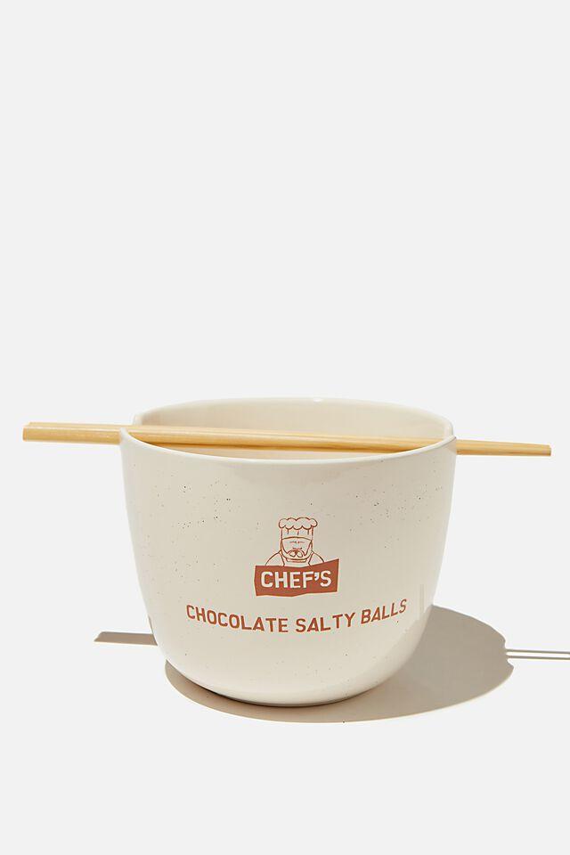 South Park Feed Me Bowl, LCN SOU SOUTH PARK CHEF