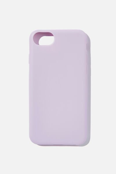Recycled Phone Case iPhone 6, 7 ,8, SE, HEATHER