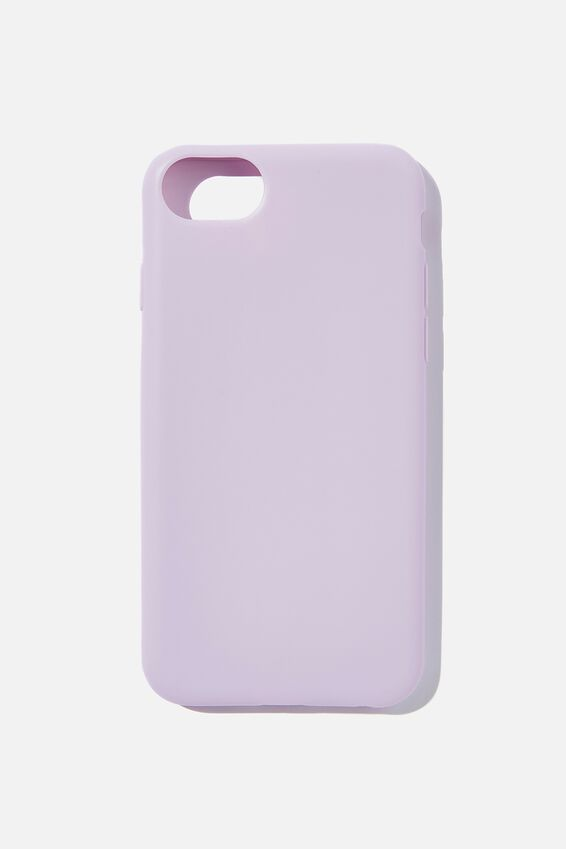 Slimline Recycled Phone Case Iphone SE, 6,7,8, HEATHER