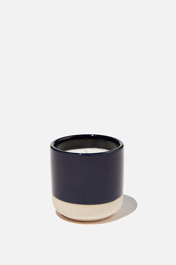 Double Dip Candle, NAVY
