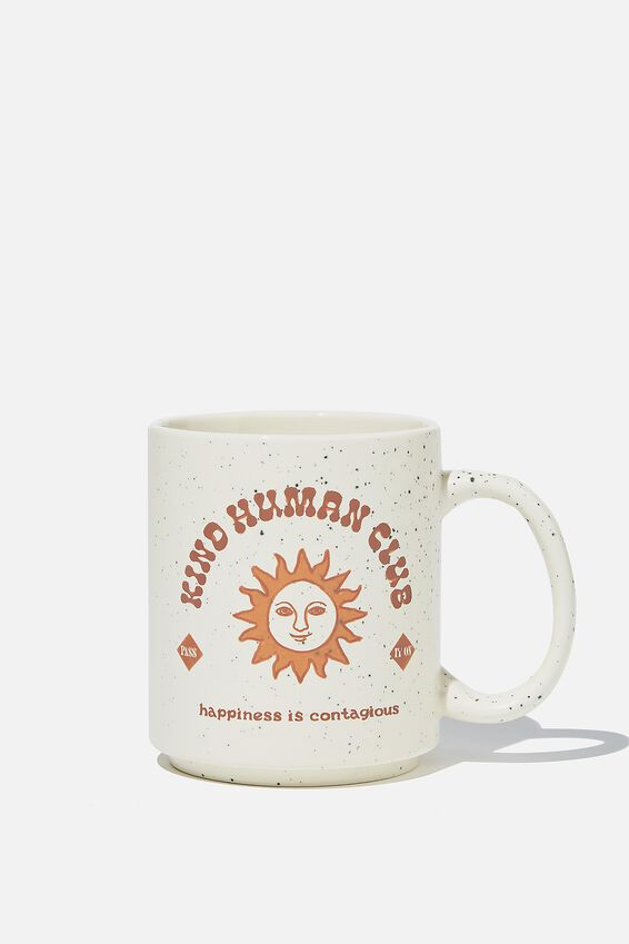 Daily Mug, KIND HUMAN