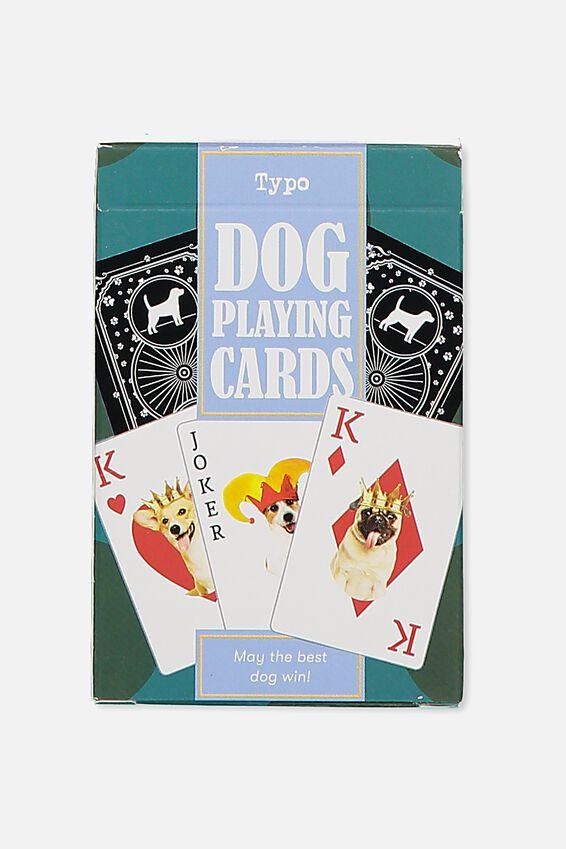 Mini Desktop Games, TYPO PLAYING CARDS