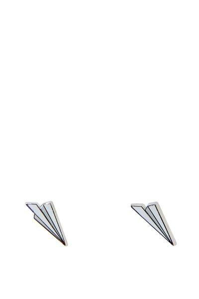 Novelty Earrings, PAPER PLANES
