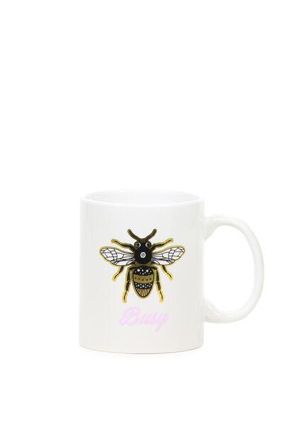 Anytime Mug, BUSY BEE