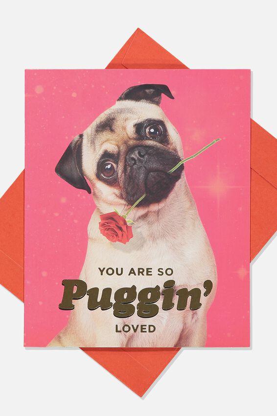Love Card, PUGGIN LOVED