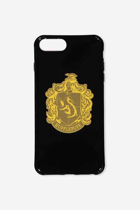 Harry Potter Phone Cover 6,7,8 Plus, LCN HUFFLEPUFF